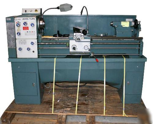 Acra-turn LC1340G engine lathe lc-1340G