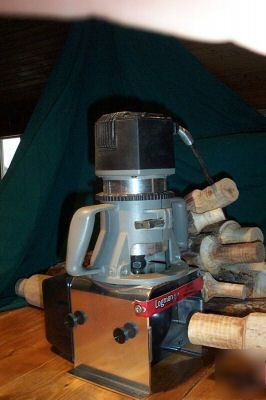 logman tenon maker cutter log furniture makes 7 sizes