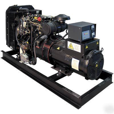 Generator Off Grid Continuous Run 45 Kw Ng Or Lp