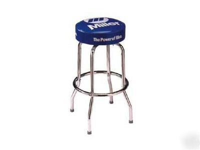 Miller Electric Welding Stool