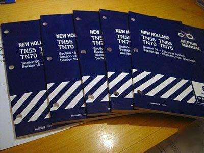new holland tn70 service manual