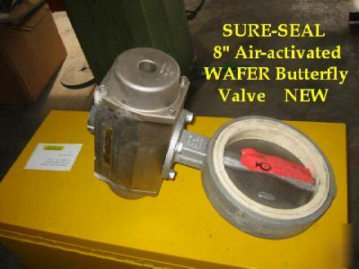 Seal Butterfly Valve on Butterfly Valve 8 Air Activated Wafer Type Pix Jpg