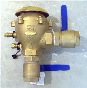 Febco 765 1 1 2 Bv Pressure Vacuum Backflow Valve Pvb 5