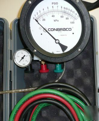 Conbraco Model 40 200 Tk5 Backflow Prevention Test Kit