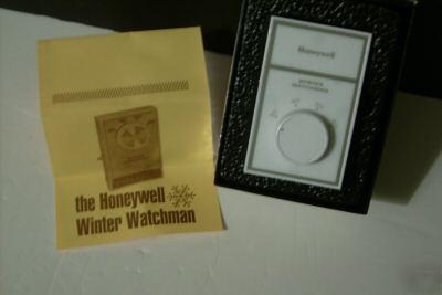 Honeywell Thermostat Freeze Alarm