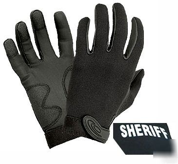 hatch gloves SGK100 l-2 street guard glove sheriff xlg
