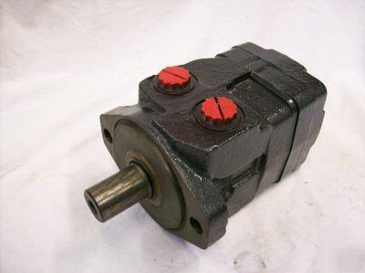 Motor Parts White Hydraulic Motor Parts