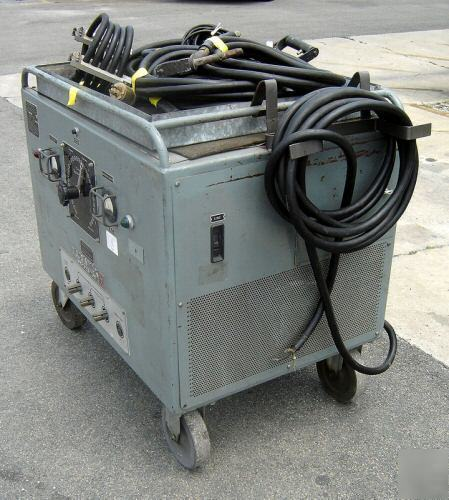 Portable Magnetic Particle Inspection Equipment